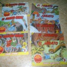Tebeos: LOTE JABATO Y EL COSACO VERDE. Lote 48744818
