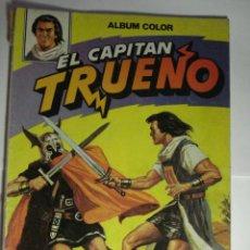 Tebeos: EL CAPITAN TRUENO - BRUGUERA - ALBUM COLOR Nº 9 - AÑO 1980. Lote 48780605