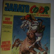 Tebeos: EL JABATO COLOR - BRUGUERA - Nº 40 - AÑO 1970. Lote 48781564