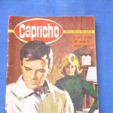 COLECCION CAPRICHO - Nº 133 - UN ROSTRO EN LA NIEBLA