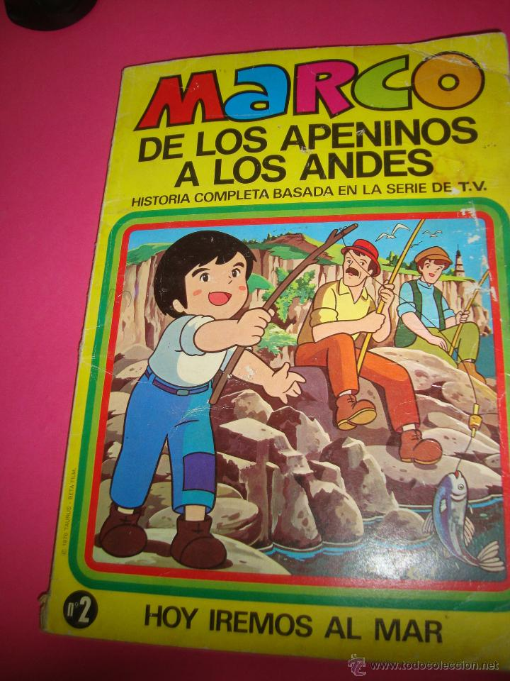 MARCO Nº2 - BRUGUERA. (Tebeos y Comics - Bruguera - Otros)