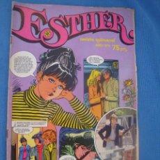 Tebeos: ESTHER -EDITORIAL BRUGUERA AÑO 1 NÚMERO 4 -1982. Lote 48868359
