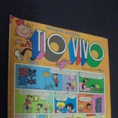 BDs: TIO VIVO - Nº 709 - EDITORIAL BRUGUERA.. Lote 48892722