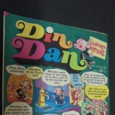 Livros de Banda Desenhada: DIN DAN. Nº 363 - EDITORIAL BRUGUERA.. Lote 48893297