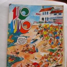 Tebeos: TIO VIVO EXTRA DE VERANO 1975 - BRUGUERA. Lote 48913176
