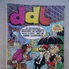 Tebeos: DDT EXTRA DE PRIMAVERA DE 1979 BRUGUERA. Lote 48950578