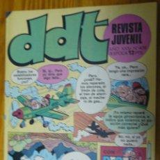 Tebeos: TEBEOS-COMICS GOYO - DDT - Nº 409 - ED. BRUGUERA - 1967 - *BB99. Lote 49001537