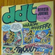 Tebeos: TEBEOS-COMICS GOYO - DDT - Nº 392 - ED. BRUGUERA - 1967 - *BB99. Lote 49001587