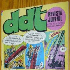 Tebeos: TEBEOS-COMICS GOYO - DDT - Nº 390 - ED. BRUGUERA - 1967 - ***AA99. Lote 49001738