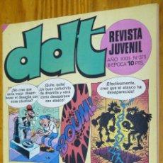 Tebeos: TEBEOS-COMICS GOYO - DDT - Nº 375 - ED. BRUGUERA - 1967 - *BB99. Lote 49001863