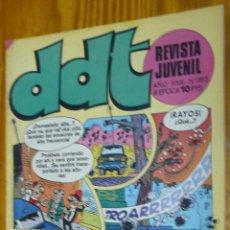 Tebeos: TEBEOS-COMICS GOYO - DDT 363 - ED. BRUGUERA - 1967 - ***AA99. Lote 49001913