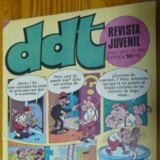 Tebeos: TEBEOS-COMICS GOYO - DDT - Nº 360 - ED. BRUGUERA - 1967 - *BB99. Lote 49001924