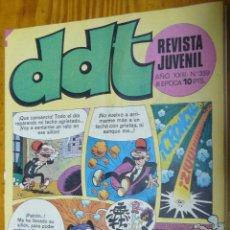 Tebeos: TEBEOS-COMICS GOYO - DDT - Nº 359 - ED. BRUGUERA - 1967 - *BB99. Lote 49001963
