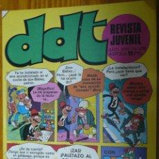 Tebeos: TEBEOS-COMICS GOYO - DDT - Nº 476 - ED. BRUGUERA - 1967 - *AA99. Lote 49002087