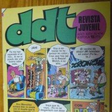 Tebeos: TEBEOS-COMICS GOYO - DDT - Nº 474 - ED. BRUGUERA - 1967 - *BB99. Lote 49002118