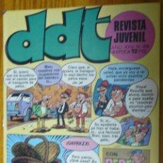 Tebeos: TEBEOS-COMICS GOYO - DDT - Nº 419 - ED. BRUGUERA - 1967 - *BB99. Lote 49002133