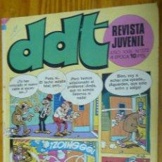 Tebeos: TEBEOS-COMICS GOYO - DDT 372 - ED. BRUGUERA - 1967 - ***AA99. Lote 49002347