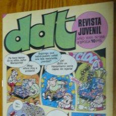 Tebeos: TEBEOS-COMICS GOYO - DDT - Nº 358 - ED. BRUGUERA - 1967 - *BB99. Lote 49002384