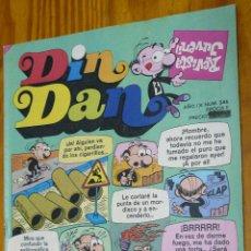 Tebeos: TEBEOS-COMICS CANDY - DIN DAN - Nº 346 - BRUGUERA - 1968 *BB99. Lote 49010152