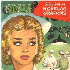 Livros de Banda Desenhada: SISSI (SELECCION DE NOVELAS GRAFICAS) (BRUGUERA) Nº 74. Lote 49039720