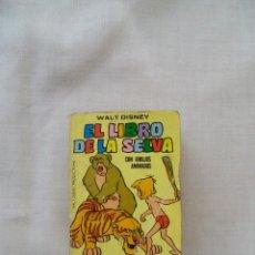 Tebeos: EL LIBRO DE LA SELVA MINI INFANCIA 171 1ª EDICIÓN 1973 BRUGUERA BARCELONA. Lote 49059257