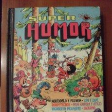 Tebeos: SUPER HUMOR XVI 4 EDICION 1985. Lote 49062809