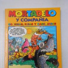 Tebeos: MORTADELO Y COMPAÑIA, SONRISAS, RISAS Y CARCAJADAS. TOMO Nº 7. TDKC3. Lote 49123212