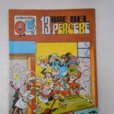 Tebeos: COLECCION OLE! Nº 381 V-15. 13 RUE DEL PERCEBE. 1990. TDKC3. Lote 49123561