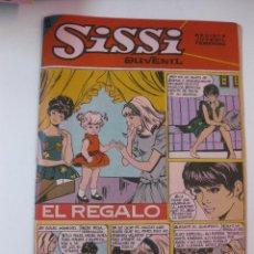 Tebeos: REVISTA JUVENIL FEMENINA SISSI Nº 248. BRUGUERA 1964. Lote 49126357