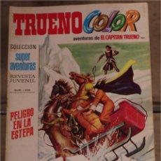 Tebeos: TRUENO COLOR Nº166 AÑO V 1972. Lote 49140948