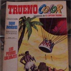Tebeos: TRUENO COLOR Nº174 AÑO V 1972. Lote 49141109