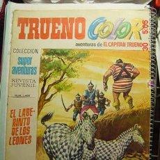 Tebeos: 4366 TRUENO COLOR Nº 141-1405 - AÑO 1972 - MILES DE ARTICULOS EN MI TIENDA COSAS&CURIOSAS. Lote 3892389