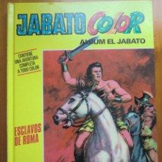 Livros de Banda Desenhada: CÓMIC JABATO COLOR, ÁLBUM EL JABATO: ESCLAVOS DE ROMA (2009) EDITORIAL PLANETA DE AGOSTINI. NUEVO. Lote 190043237