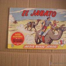 Tebeos: EL JABATO Nº 87, EDITORIAL BRUGUERA. Lote 49257461