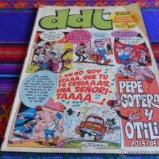 Tebeos: REVISTA JUVENIL DDT Nº 276. BRUGUERA 1972. PRIMERO DE NUEVA ETAPA. DE REGALO Nº 442.. Lote 49287076