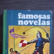 Tebeos: FAMOSAS NOVELAS N 2 BRUGUERA 1ª EDICIÓN 1979.. Lote 49324391