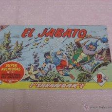 Tebeos: EL JABATO NÚMERO 264 AÑO 1963. Lote 49342771