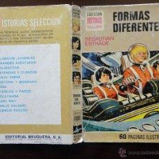 Tebeos: COLECCIÓN HISTORIAS SELECCIÓN- SERIE CIENCIA FICCIÓN-3. Lote 49348704