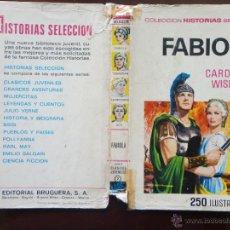 Tebeos: COLECCIÓN HISTORIAS SELECCIÓN- SERIE CLÁSICOS JUVENILES-2. Lote 49348820
