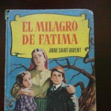 Tebeos: COLECCIÓN HISTORIAS-EL MILAGRO DE FÁTIMA. Lote 49349516