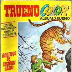 Tebeos: TRUENO COLOR CAUTIVOS DE TASMAN. Lote 49351775