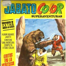 Tebeos: JABATO COLOR 52. Lote 49352319