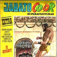 Tebeos: JABATO COLOR 50 EL RESCATE. Lote 49352525