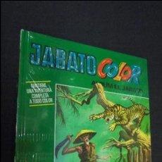 Tebeos: JABATO COLOR. ALBUM EL JABATO. Nº 24. EL MENSAJE DE OMAR. PLANETA. PRECINTADO.. Lote 49364530