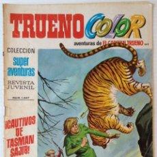 Tebeos: TRUENO COLOR. NUM. 1447. CAUTIVOS DE TASMAN SAJIB. COLECCIÓN SUPER AVENTURAS. BRUGUERA. 1972. Lote 49378469