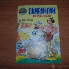 Tebeos: OUMPAH-PAH EL PIEL ROJA POR UDERZO COLECCIÓN SUPER BRAVO Nº 1 EDITORIAL BRUGUERA 1982. Lote 49394053