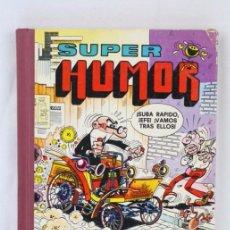 Tebeos: CÓMIC SUPER HUMOR - MORTADELO Y FILEMÓN - Nº 21 / XXI - EDITORIAL BRUGUERA, AÑO 1979. Lote 49463961
