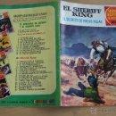 Tebeos: BRUGUERA SHERIFF KING, GRANDES AVENTURAS JUVENILES Nº 21 DE 1ª ED.. Lote 49474717