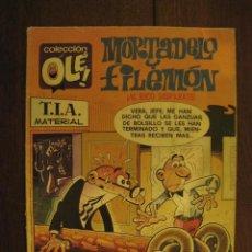 Tebeos: MORTADELO Y FILEMON - COLECCION OLE Nº 139 - BRUGUERA 2ª EDICION 1979. Lote 49515654