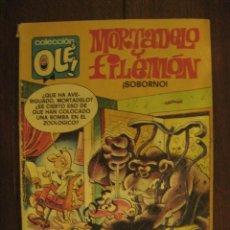 Tebeos: MORTADELO Y FILEMON - COLECCION OLE Nº 141 - BRUGUERA 2ª EDICION 1979. Lote 49516168